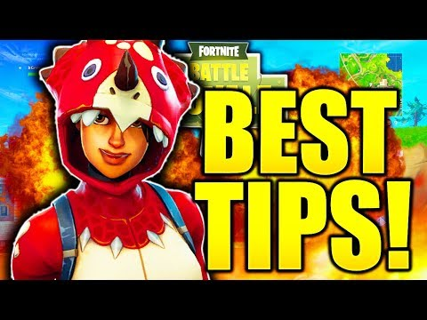 HOW TO GET HIGH KILLS FORTNITE TIPS AND TRICKS! HOW TO GET BETTER AT FORTNITE PRO TIPS!