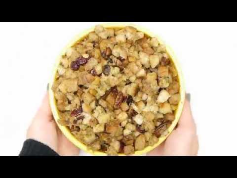 Crock Pot Thanksgiving Stuffing