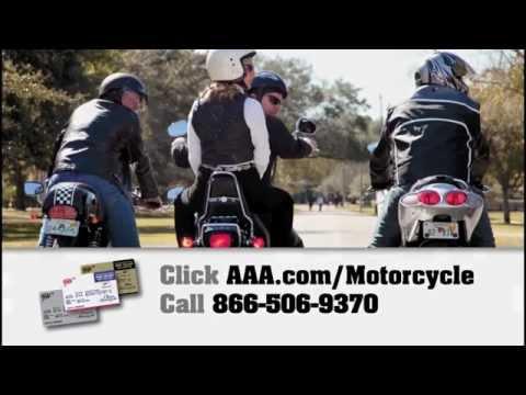 AAA Motorcycle - Membership Benefits (on IPN)
