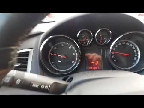 How to use and turn on cruise control opel astra j