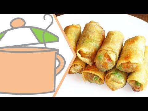 Spring Rolls   All Nigerian Recipes