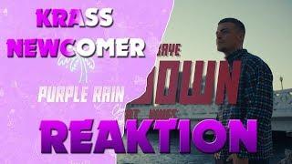 Chris Cobaye - Purble Rain / Kickdown | Krasser Newcomer !! | Reaktion | Kayble