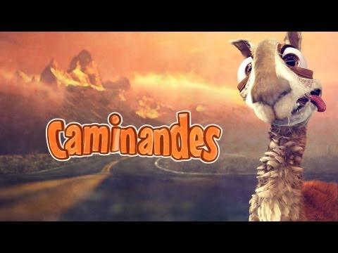 Caminandes 1: Llama Drama - Blender Animated Short