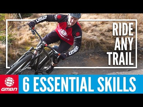 6 Essential Skills To Ride Any Basic Mountain Bike Trail | MTB Skills