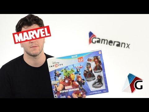 Disney Infinity 2.0 Unboxing Extravaganza