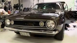 Giving a 1967 Camaro a Retrosound makeover   Crutchfield video
