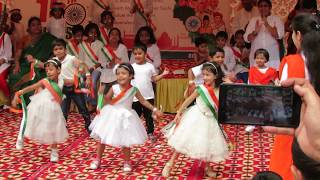INDEPENDENCE DAY   kids Dance Performance   15 August