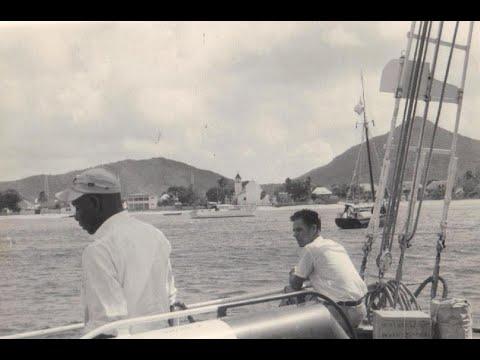 Movie about St Maarten from around 1947