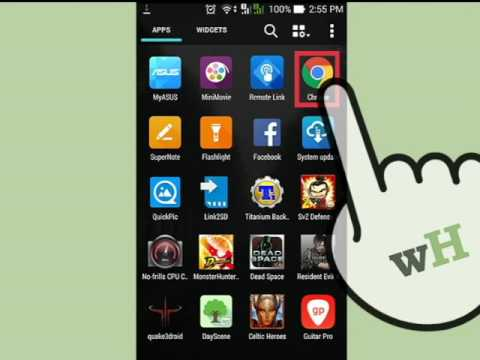 How to Set a Bookmark Shortcut in Your Home Screen on Android