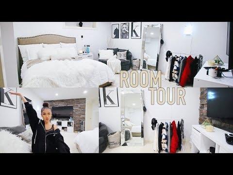 EXTREME Bedroom Transformation Tour ♡ Koleen Diaz