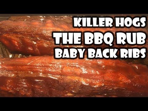Killer Hogs Baby Back Ribs   BUMMERS BAR-B-Q & SOUTHERN COOKING