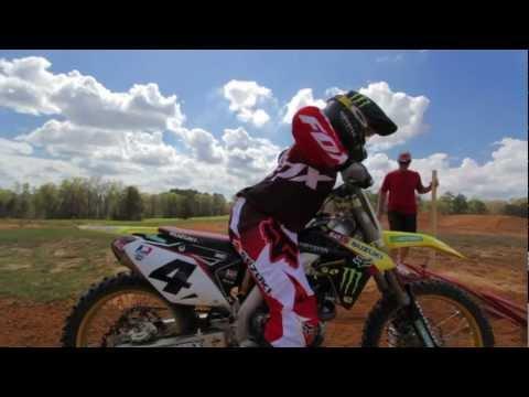 Ricky Carmichael Motocross Riding Tips #1 Starts