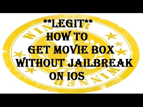 **Legit** How To Get Movie Box WITHOUT Jailbreak iOS 8.1.2/8.1.3/8.2/8.3/8.4/9