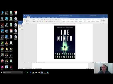 How to format a Trilogy Boxed Set for Amazon Kindle using MS Word