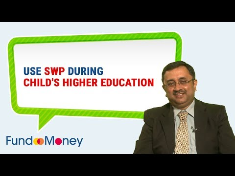 Use SWP for Child's Higher Education