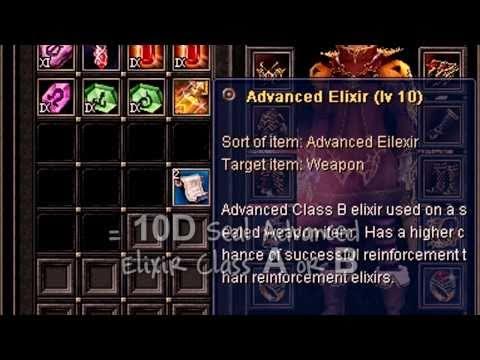 ☆[Tutorial] Silkroad Advanced elixir