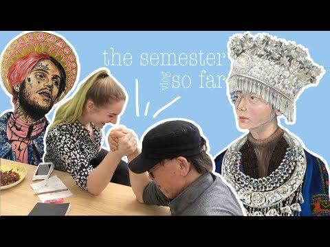 VLOG   Chat about the semester so far