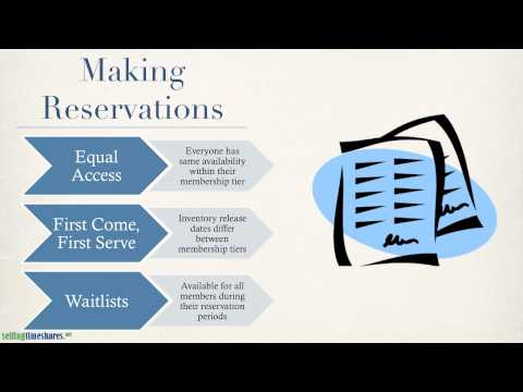 How Marriott Vacation Club Destinations Club Program Works