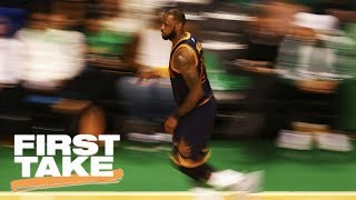 LeBron James Has An Underrated NBA Postseason Career | First Take | May 26, 2017