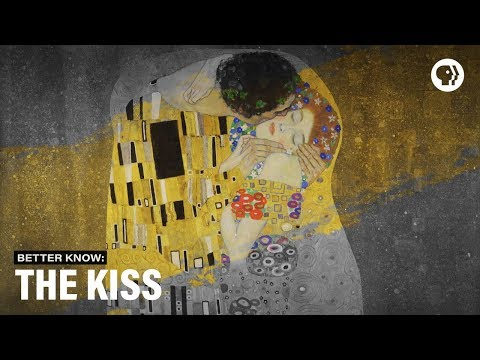Better Know: The Kiss by Gustav Klimt