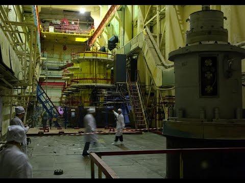 Chernobyl Nuclear Power Plant: Unit 3 Main Circulation Pumps