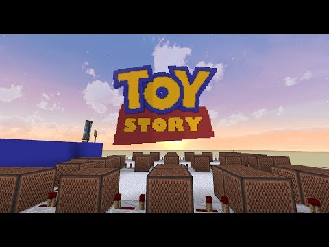 Toy Story - You've Got A Friend In Me [Minecraft Noteblocks]