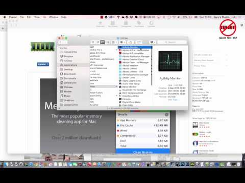 Running Out of Memory on Your Mac - Fix It With Memory Clean App