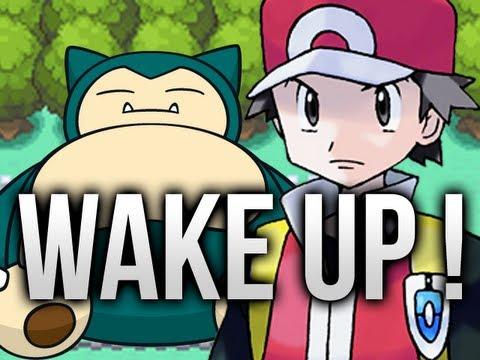 Pokemon Leaf Green - Part 30 - WAKE UP SNORLAX !!??