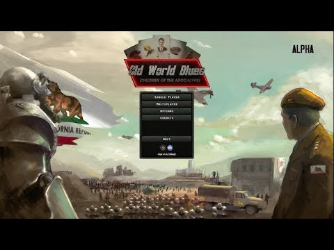Old World Blues - New Fallout Mod!   Hearts of Iron 4 [Old World Blues Mod]