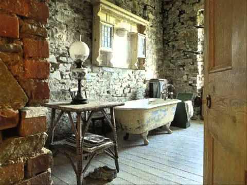 Antique bathroom decorations inspiration