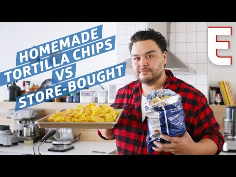 Are Homemade Tortilla Chips Worth It? — You Can Do This!