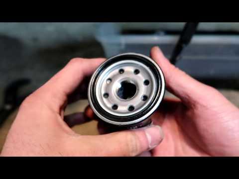 Yamaha R6 Oil Change
