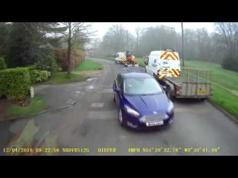 April and May dashcam madness
