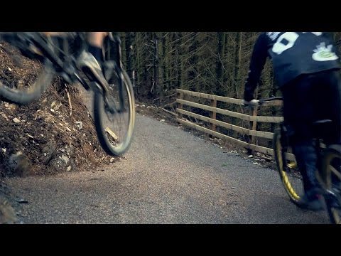 Best Mountain Bike Trails UK - North Wales, Penmachno
