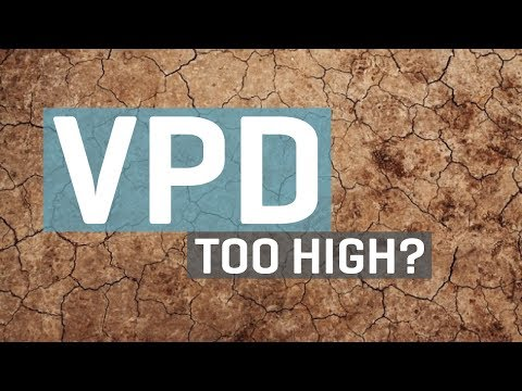 VPD Too High?
