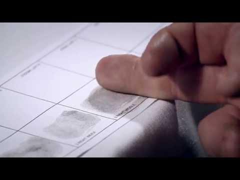 Fingerprinting Taking Demonstration
