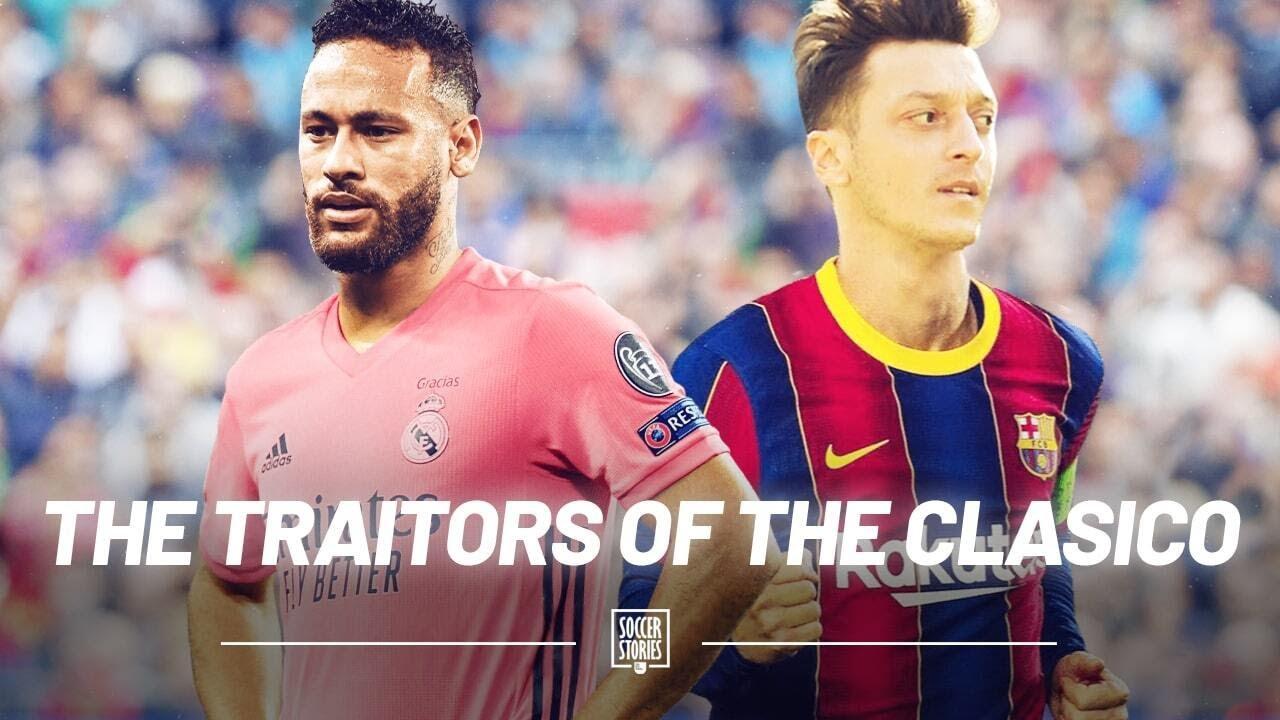 """The 8 El Clásico """"traitors""""   Oh My Goal"""