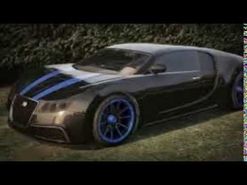 top 5 fastest and best looking cars in GTA 5 online