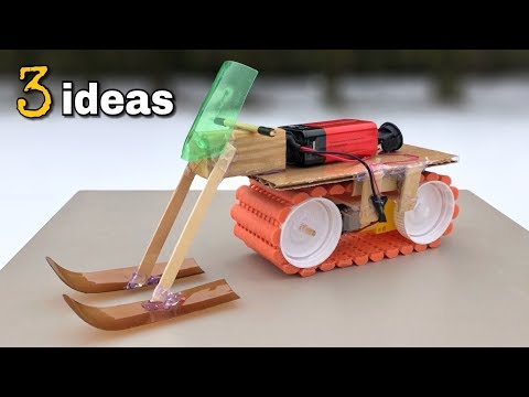 3 Simple ideas for Fun and Awesome DIY Mini Toys