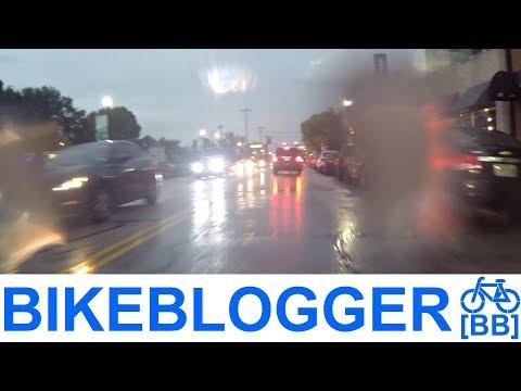 Rain Rain Go Away Bike Commute BikeBlogger