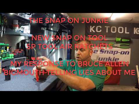 SNAP ON FRIDAY BRUCE ALLEN RESPONSE BY THE JUNKIE