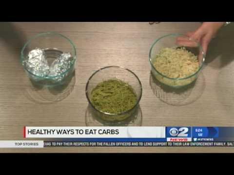 Healthy Ways to Eat Carbs