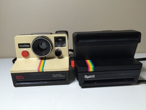 How to Buy a Vintage Polaroid and Not Get Ripped