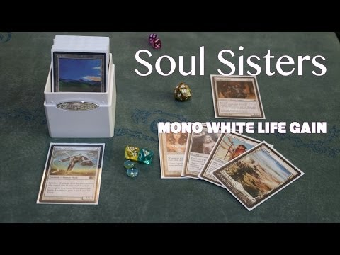 Get a Modern life, with Modern Mono White Life Gain