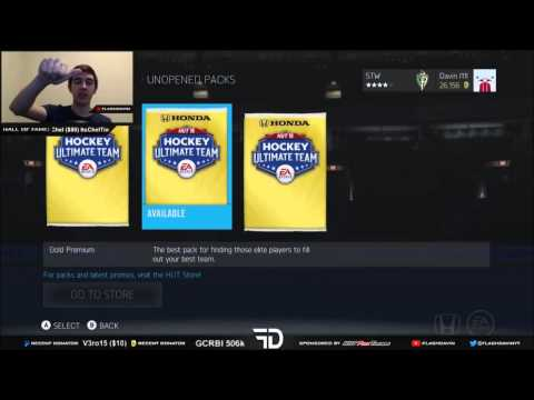 NHL 15 HUT: Spin To Win #11 - OUR FIRST LOSS