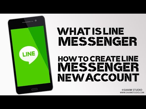 What is Line Messenger? How to Create Line New Account?