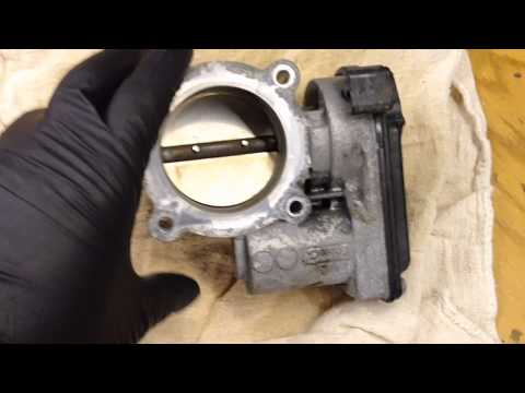 How to Clean an Electronic Throttle Body Safely