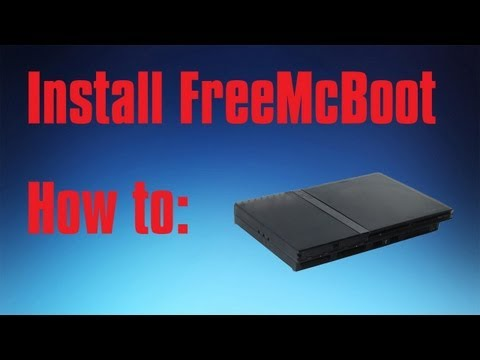 How to: Install Free McBoot onto a PS2 Slim