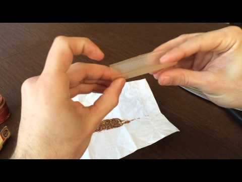 HOW TO ROLL A J - EASY and FAST