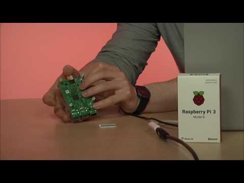 Getting Started - Windows 10 IoT Core + Raspberry Pi 3